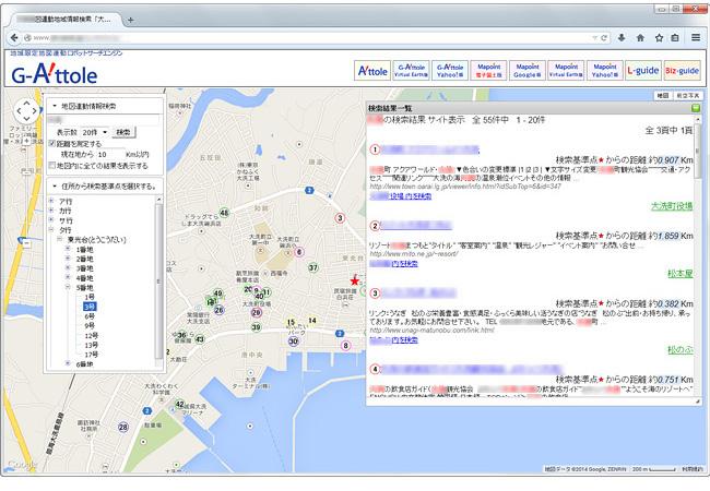 全文検索エンジン・ロボット型検索エンジン・ディレクトリ型検索エンジン開発とサーバー構築